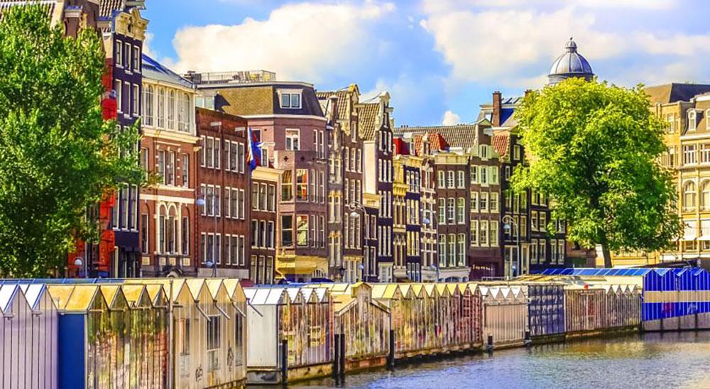 Herengracht apartments amsterdam bloemenmarkt