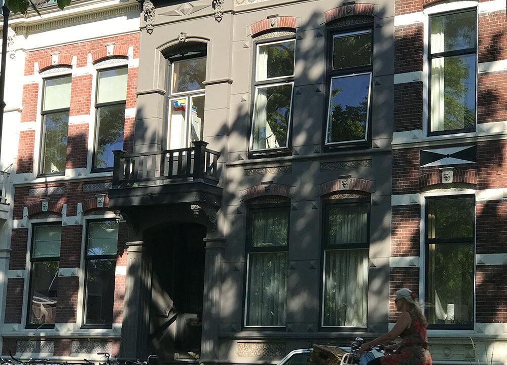 Living utrecht witte vrouwensingel 60 appartement 6 003