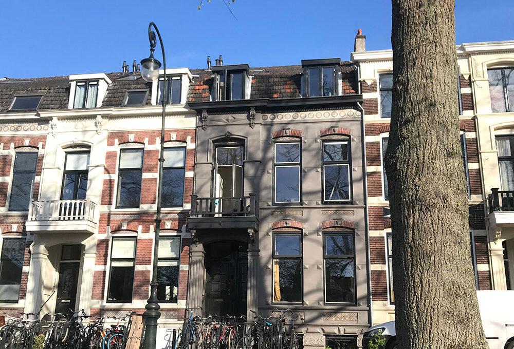 Living utrecht witte vrouwensingel 60 appartement 7 023