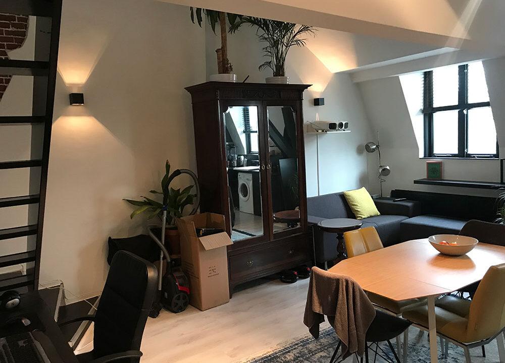 Living utrecht witte vrouwensingel 60 appartement 7 024