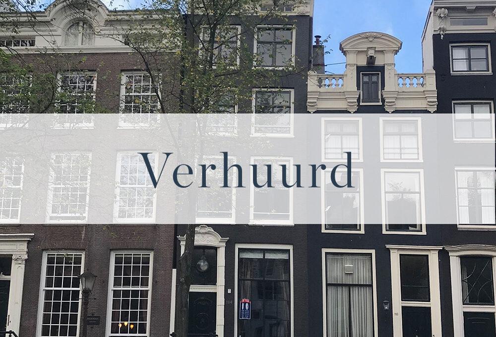 Herengracht amsterdam verhuurd