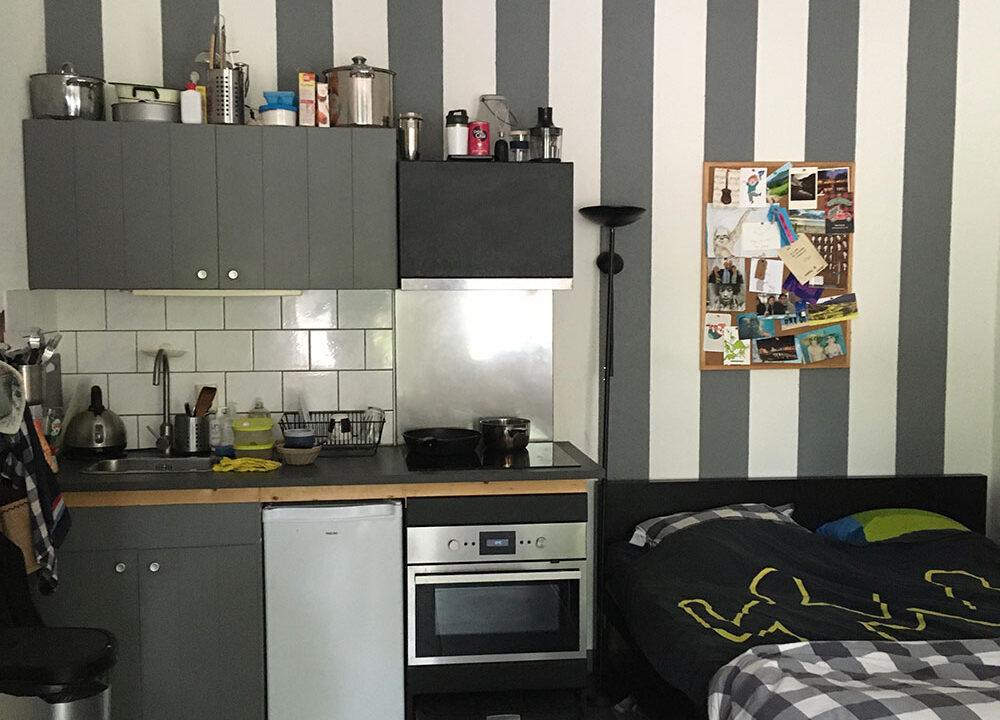 Utrecht witte vrouwensingel 60 studio nr 3006